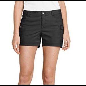 Eddie Bauer Horizon Travex Shorts Sz 8 Gray